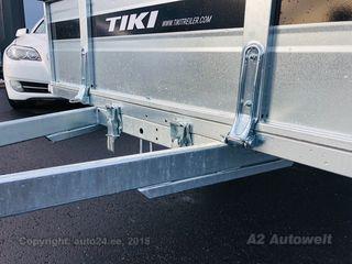 Tiki Treiler Keevis 300-PRO LH 3.0x1.5 3 x 1.5