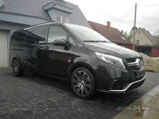 Mercedes-Benz Vito 119 Extra long VIP-AMG Line Euro6 140kW