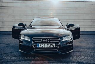 Audi A7 Sportback Quattro S-line 3.0 180kW