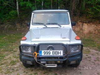 Mercedes-Benz 300 GD W463 3.0 108kW