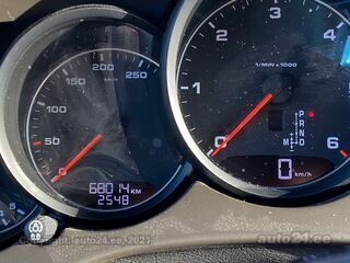 Porsche Cayenne 3.0 V6 TDI 193kW