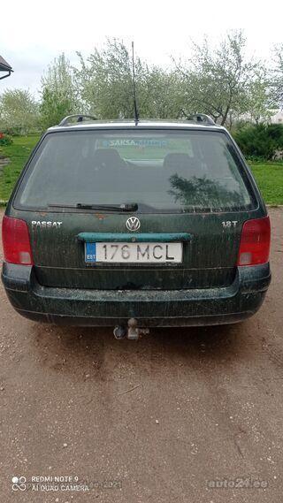 Volkswagen Passat 1.8 1.8T 110kW