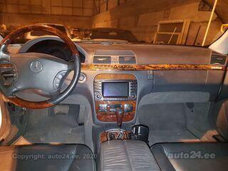 Mercedes-Benz S 500 LORINSER 5.0 225kW