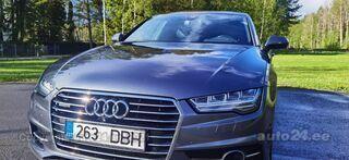 Audi A7 S-Line Quattro 3.0 TDI 160kW