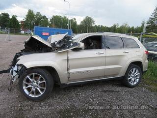 Jeep Grand Cherokee Summit CRD 3.0 184kW