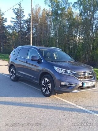 Honda CR-V 2.0 114kW