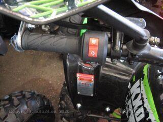 KXD 008/8 Pro Lime New Lifan Kingorama 125cc 4Takti