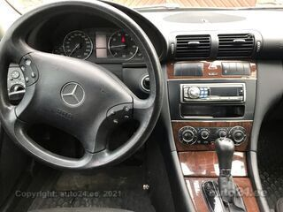 Mercedes-Benz C 200 KOMPRESSOR 1.8 120kW
