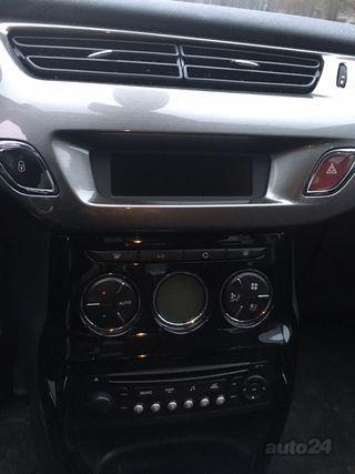 Citroen C3 exclusive 1,6 benzins 88kW