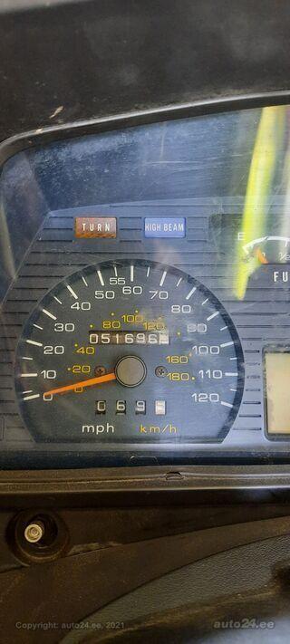 Suzuki GV 1400 V4 74kW
