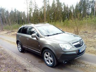 Opel Antara 2.0 110kW