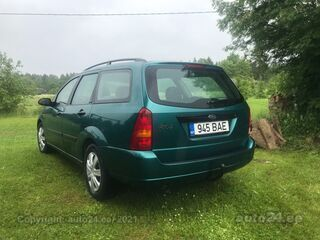 Ford Focus 2.0 96kW