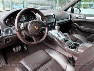 Porsche Cayenne S Diesel 4.1 V8 281kW