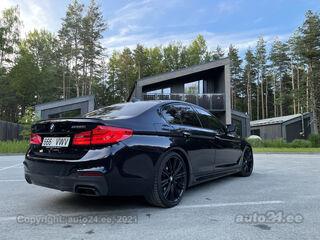 BMW M550 4.4 340kW