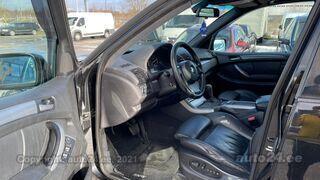BMW X5 Sportpakett D 3.0 160kW