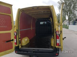 Renault Master FWD Pack Clim 3,5t L3H2 Energy 2.3 100kW