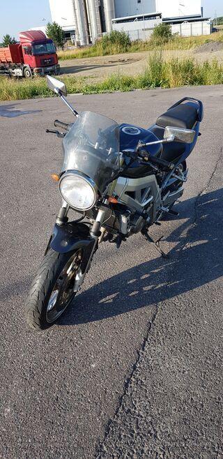 Suzuki SV 650 53kW