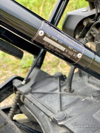 BMW K 100 RS Cafe Racer 66kW