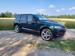 Volkswagen Touareg 3.0 165kW
