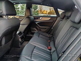 Audi A7 Quattro 50 TDI S-line 3.0 Hybrid 210kW