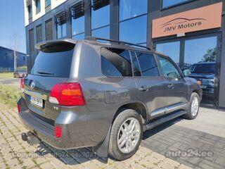 Toyota Land Cruiser 200 4.5 200kW