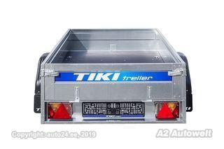Tiki Treiler Fold-Up 2x1.14 Kv625 kg