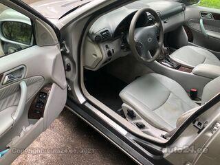 Mercedes-Benz C 200 Kompressor 2.0 120kW