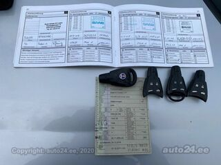 Saab 9-3 Sportcombi Vector / Aero 2.0 i 16v LPT 154kW