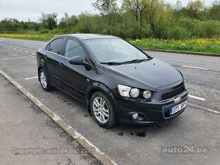 Chevrolet Aveo 1.6 85kW