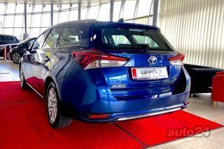Toyota Auris 1.6 Benzīns 97kW