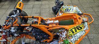 KTM 690 LC 4 quad