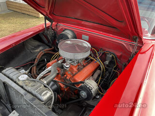 Chevrolet Bel Air Biscayne 4.6 283 140kW