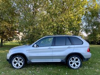 BMW X5 3.0 M57 160kW