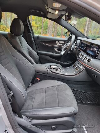 Mercedes-Benz E 300 de AMG 225kW