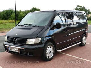 Mercedes-Benz Vito W638 108 2.2 R4 CDI 60kW
