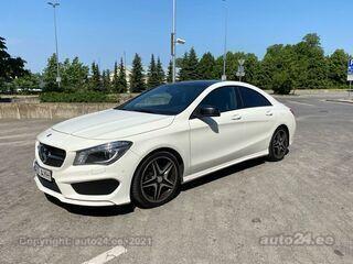 Mercedes-Benz CLA 180 1.6 90kW