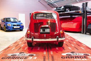 Fiat 600 0.8 16kW