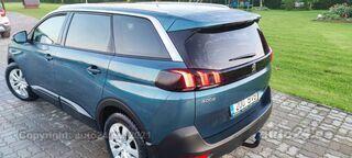 Peugeot 5008 Active BlueHDI 120 EAT6 1.6 88kW