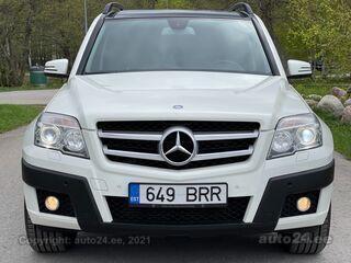 Mercedes-Benz GLK 320 4 MATIC 3.0 CDI 165kW