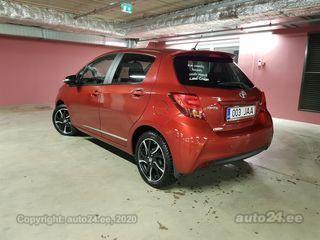 Toyota Yaris Style 1.3 Dual VVT-i 73kW