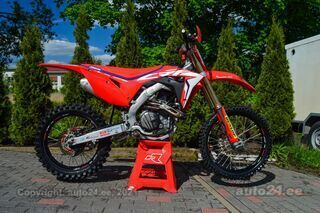 Honda CRF 450 R Fuel-Injection Electric-Starter 4T 39kW