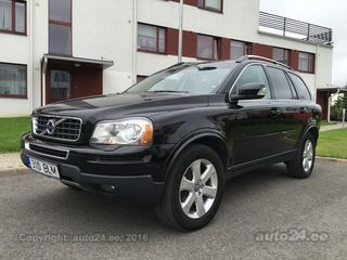 Volvo XC90 AWD Facelift 2.4 D5 147kW
