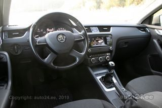 Skoda Octavia Ambition Plus 1.4 TSI 103kW