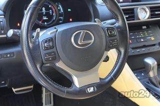 Lexus RC 200t 2.0 180kW