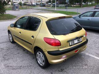 Peugeot 206 1.1 44kW
