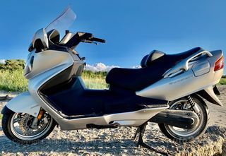 Suzuki Burgman 650 41kW