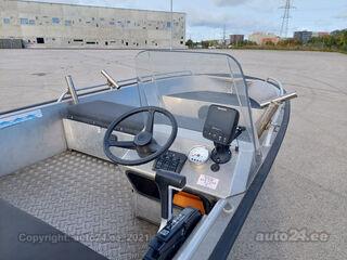 Alunaut AC-14 + Suzuki DF30ATL + Respo 701