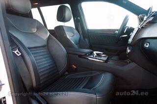 Mercedes-Benz GLS 400 3.0 245kW