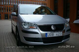 Volkswagen Touran 2.0 80kW