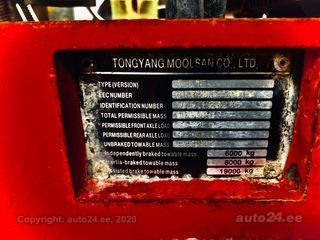 TYM T903 + SAMASZ PSV 301 68kW